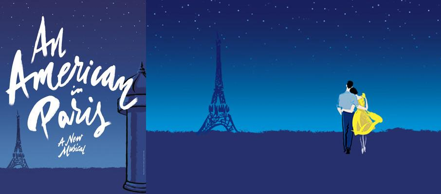 An American in Paris at Paramount Theatre